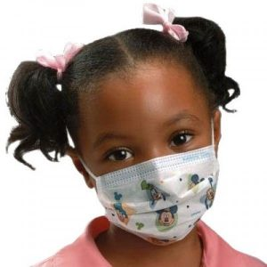 Child's Disposable Face Mask